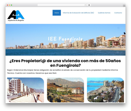 Book Club best WordPress template - ieefuengirola.com