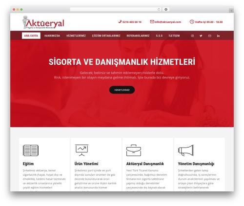 Handel WordPress theme - aktueryal.com