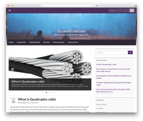 Graphene WordPress theme free download - moncoyote-forum.com