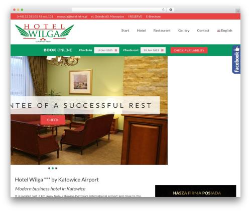 Theme WordPress Virtue - hotel-wilga.pl