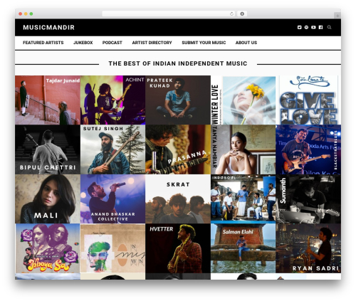 Musical by MyThemeShop best WooCommerce theme - musicmandir.com
