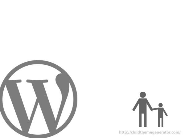 Best WordPress template Hatch Child