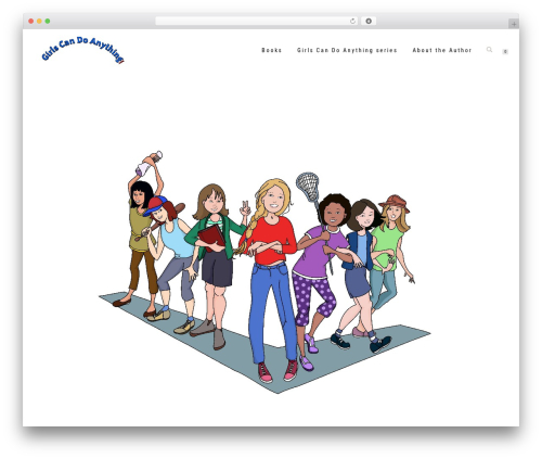 ShopIsle PRO WordPress shopping theme - girlscandoanything.com