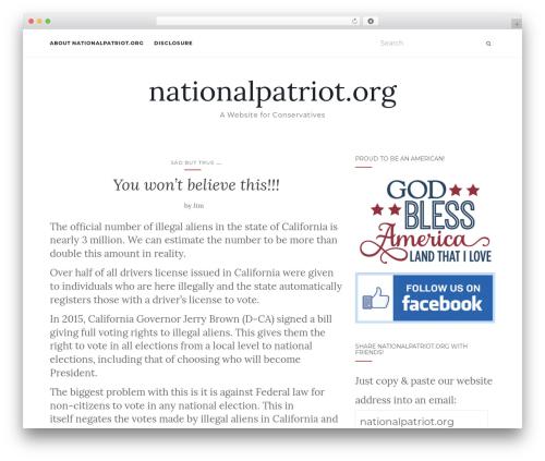 Activello WordPress free download - nationalpatriot.org