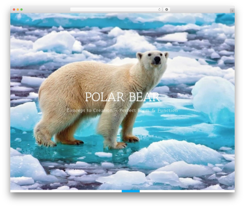 Theme WordPress Avada - polarbearuae.com