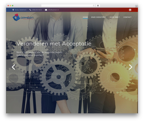 EmpowerWP PRO theme WordPress - opheon.nl
