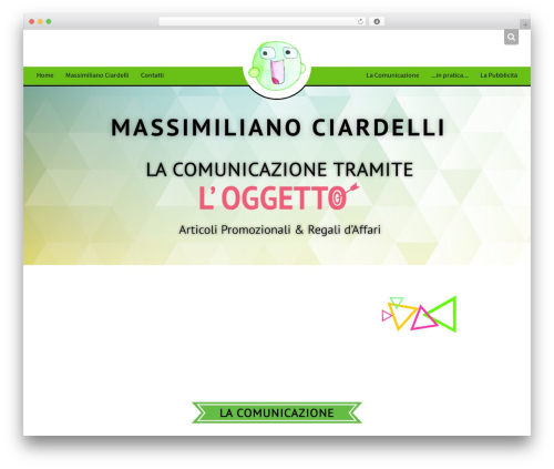 jkl WordPress theme free download - massimilianociardelli.com