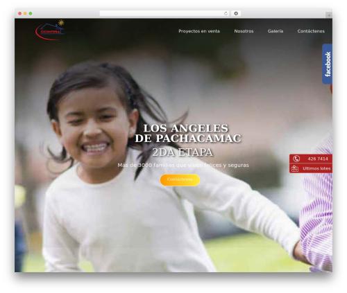 Consult WordPress theme - cicontesa.com