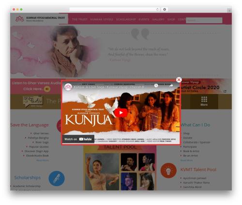 Free WordPress Slick Sitemap plugin - kvmtrust.com