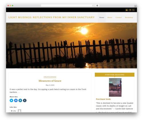 WordPress theme Di Responsive - jaymarshallonline.com