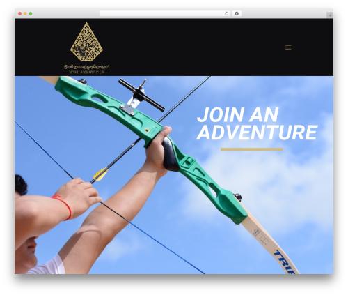Betheme top WordPress theme - royalarcheryclub.com