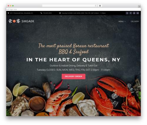 Bettaso best WordPress template - sikgaekwoodside.com