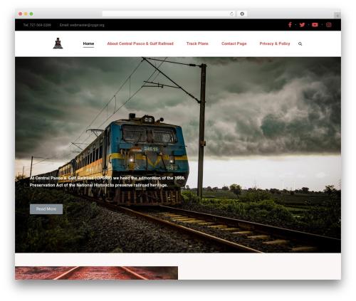 Nuptial premium WordPress theme - cpgrr.org