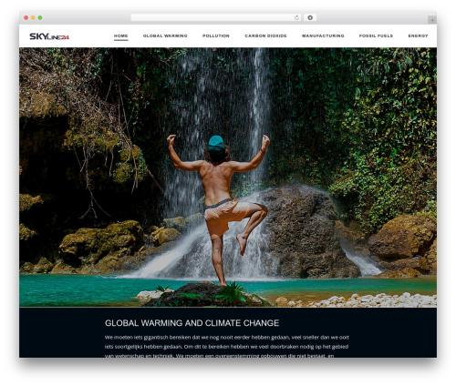 SiteOrigin Corp free website theme - skyline24media.com