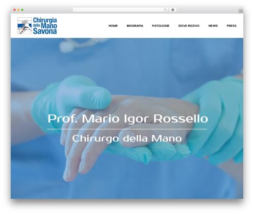 Phlox free WP theme - chirurgiamanorossello.it