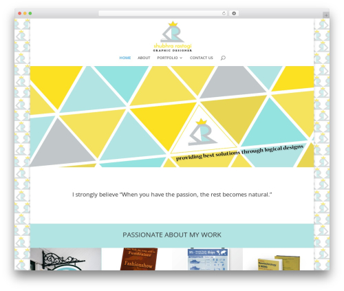 Best WordPress template Divi | Shared By VestaThemes.com - shubhradesigns.com