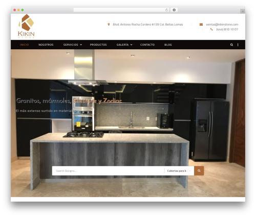 kitchen WordPress theme - kikinstone.com