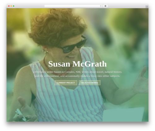 WordPress website template Divi | Shared By VestaThemes.com - susanmcgrath.com