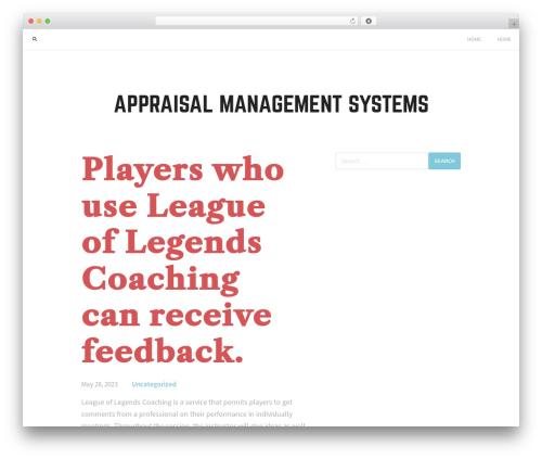 WP template Jason Lite - appraisal-ms.com