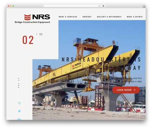 goarch WP template - nrsas.com