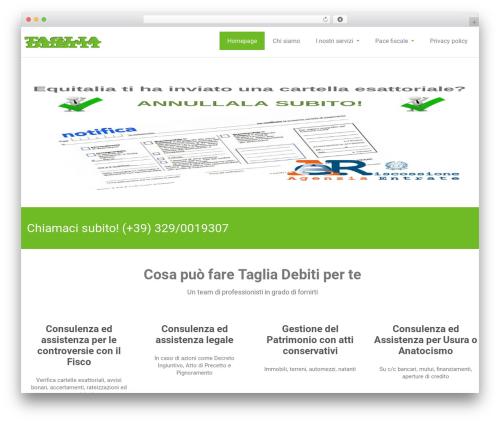 Rambo WordPress theme free download - tagliadebiti.com