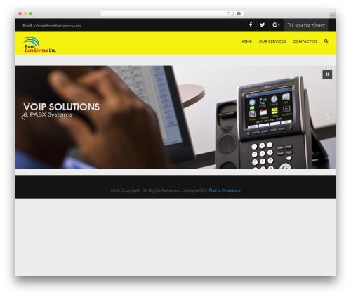 Seofication theme WordPress - primedatasystems.com