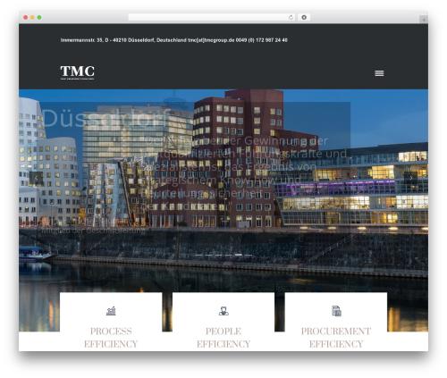 Theme WordPress O'Connor - tmcgroup.de