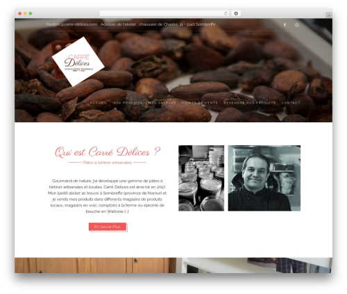 Food Express WordPress free download - carre-delices.com