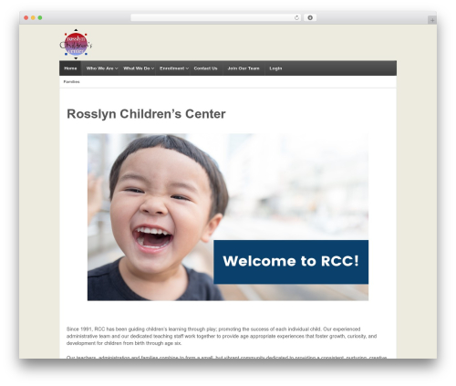 Responsive WordPress theme download - rcc4kids.com