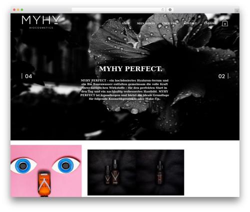 Bazaar best WordPress template - hauthelden.com