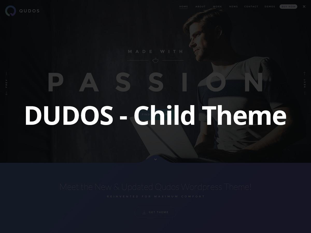 WP template Qudos - Child