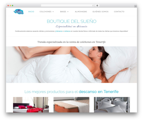 Activello WordPress theme download - boutiquedelsueno.com