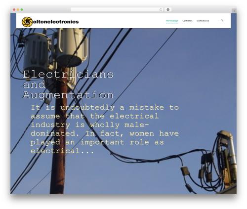 WP theme Dante - boltonelectronics.com