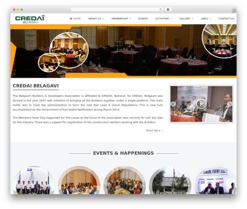 Owner WP template - credaibelagavi.com