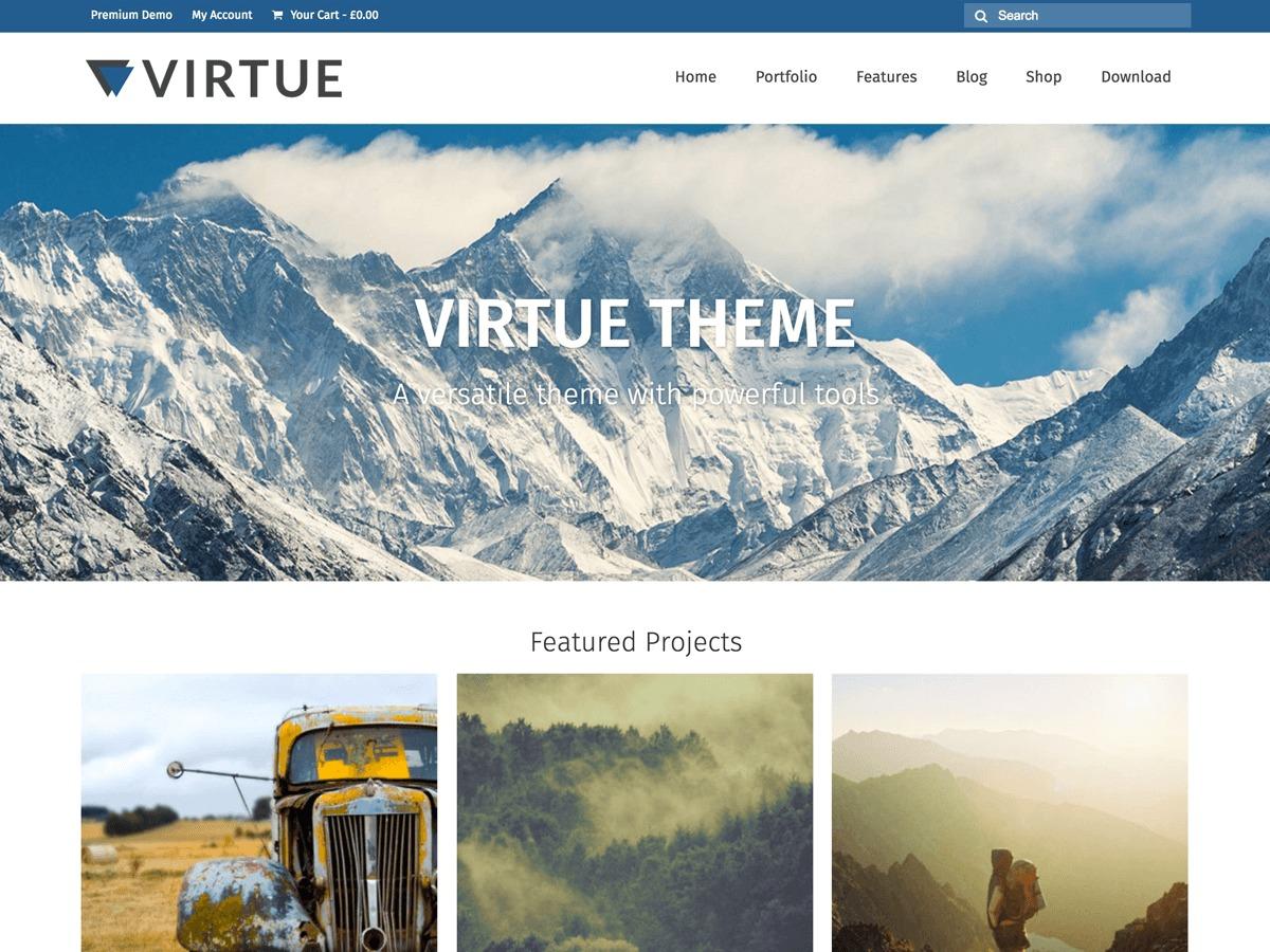 WordPress theme dyhydratortpis