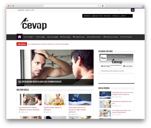 Sahifa | Shared By VestaThemes.com WordPress theme - cevap.xyz