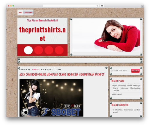 DISCUSSION theme free download - theprinttshirts.net