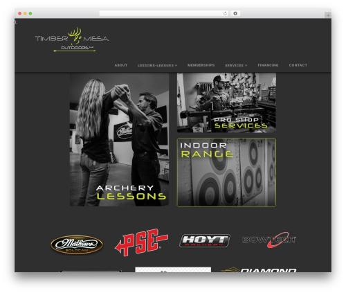 WordPress cff-masonry plugin - timbermesaoutdoors.com