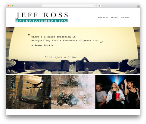 Theme WordPress Movedo - jeffrossent.com