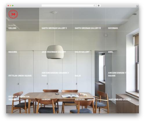 Aalto WordPress theme - 360-gc.com