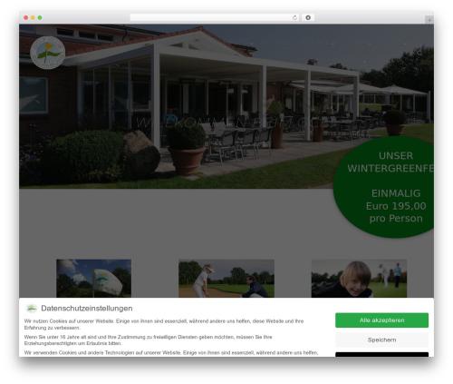 Appetite WordPress theme - gc-escheburg.de