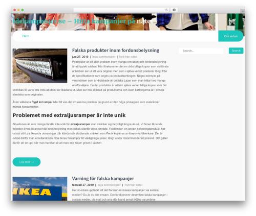 Best WordPress theme Laptop Repair - idekampanjer.se