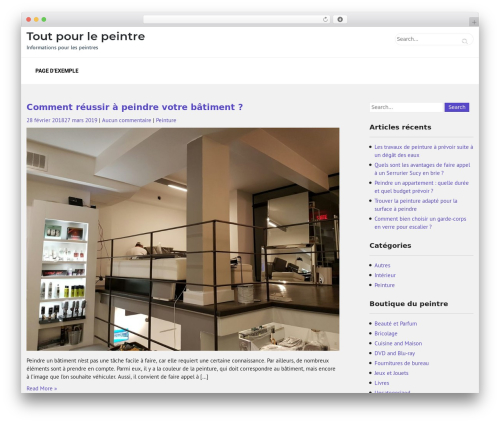 Fincorp WordPress template free download - tplp.fr
