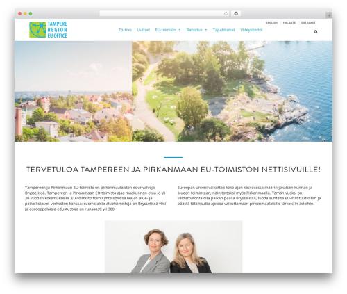 WordPress cff-masonry plugin - tampere-region.eu