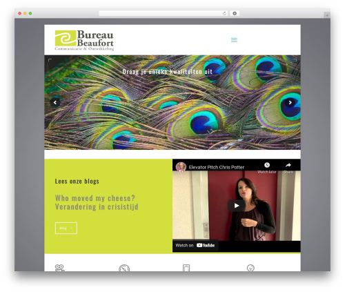WordPress template Betheme - bureaubeaufort.nl