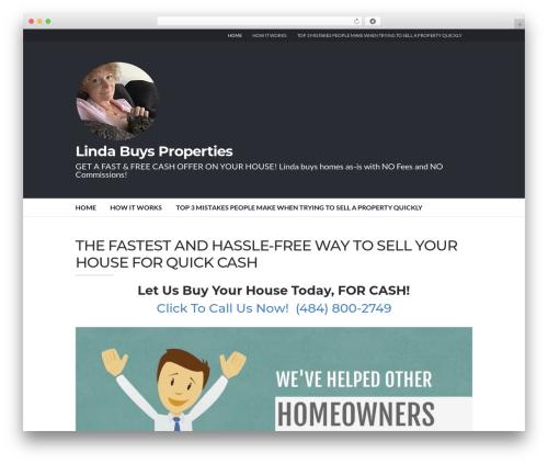 Socrates v5 best WordPress theme - lindabuysproperties.com