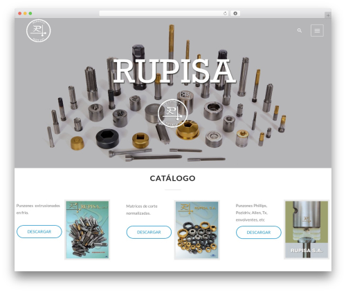 Autospa theme WordPress - rupisa.com