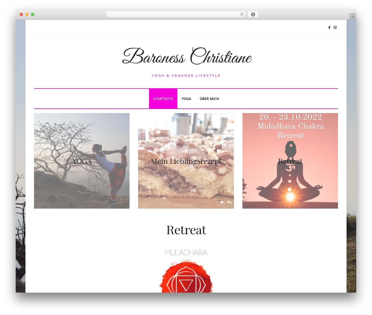 Dashblog best WordPress template - bc-lifestyle.com