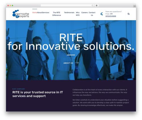 Nanosoft WP template - remoteitexperts.com