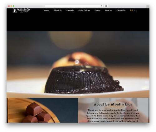 WordPress global-gallery-overlay-manager plugin - le-moulin-dor.com